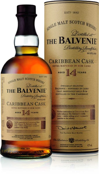 Balvenie 14 yrs. Caribbean Cask