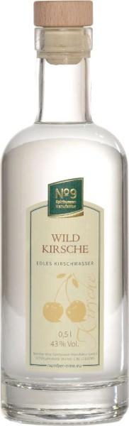 Number Nine Wildkirschbrand unfiltriert 0,5l