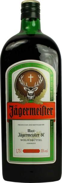 Jägermeister 1,75 l