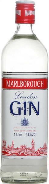 Marlborough London Dry Gin 1l