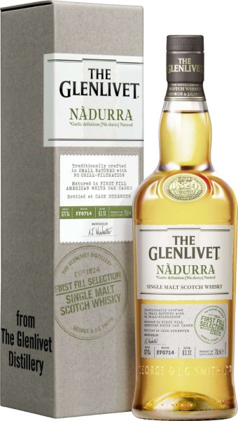 The Glenlivet Whisky 12 Jahre First Fill 0,7l