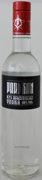 Partisan Vodka 0,7 Liter Flasche