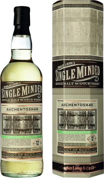 Single Minded Whisky Auchentoshan 12 Jahre