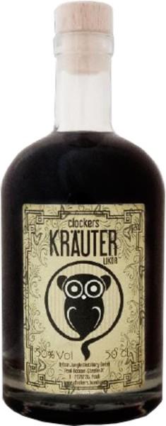 Clockers Kräuterlikör 0,5 Liter