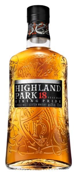 Highland Park Whisky 18 Jahre 0,7 l