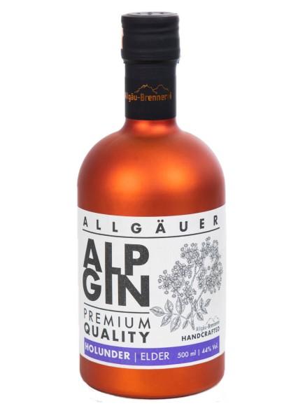AlpGin Holunder 0,5 Liter