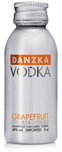 Danzka Vodka Grapefruit Mini 5cl