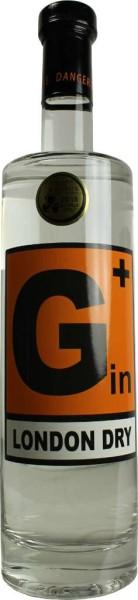 G+ Danger Line London Dry Gin 0,5l