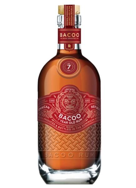 Bacoo Rum 7 Jahre 0,7 Liter