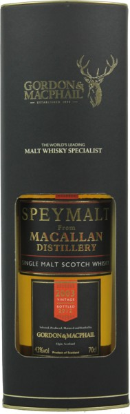 The Macallan 2003 Speymalt