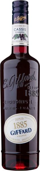 Giffard Creme Cassis d´Anjou Likör 0,7l