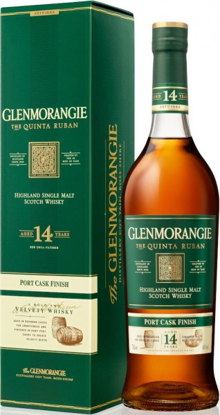 Glenmorangie Whisky Extra Matured The Quinta Ruban