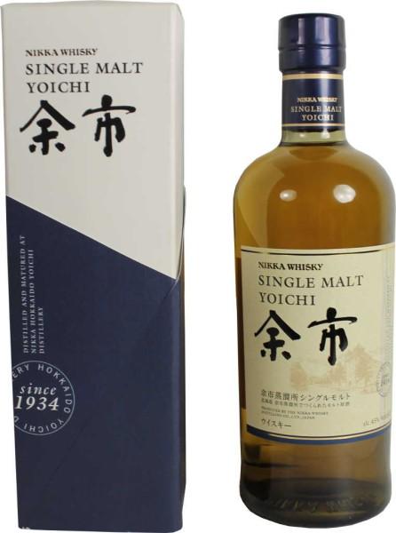 Nikka Whisky Yoichi 0,7l