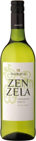 Simonsvlei Zenzela Charming White 0,75 l