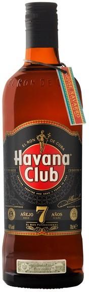 Havana Club 7 Jahre 0,7 Liter