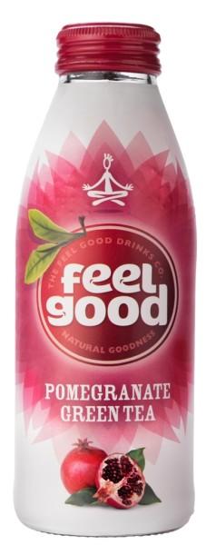 Feel Good Pomegranate Green Tea