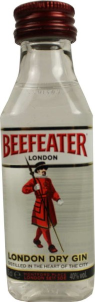 Beefeater London Dry Gin Mini 5cl