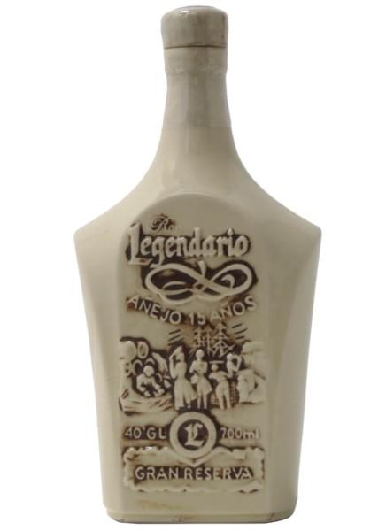 Legendario Gran Reserva Rum 15 Jahre 0,7 l