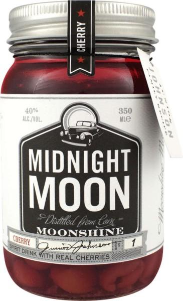 Midnight Moon Moonshine Cherry 0,35l