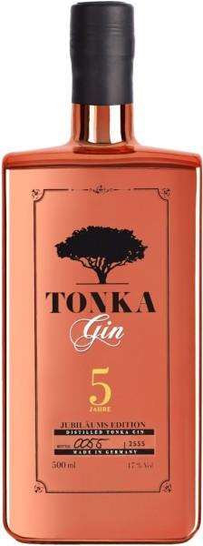 Tonka Gin Distillers Cut 0,5 Liter