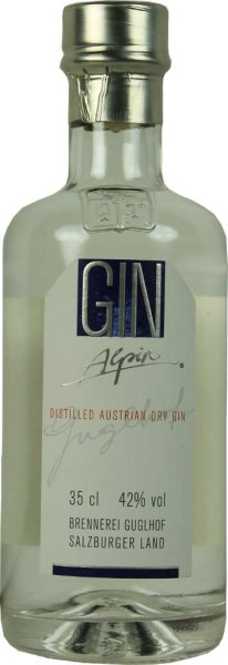 Alpin Gin 0,35l