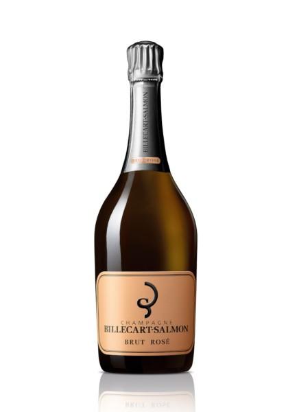 Billecart-Salmon Brut Rosé Champagner 1,5 Liter