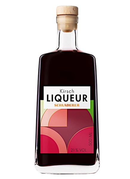 Schladerer Kirsch Liqueur 0,5 Liter