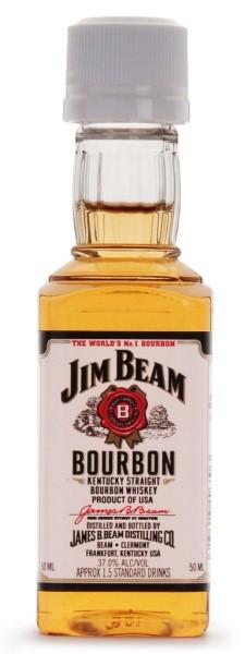 Jim Beam Bourbon 5 cl