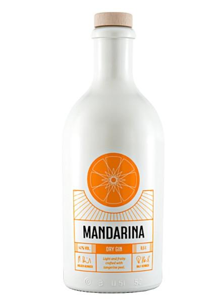 Mandarina Dry Gin 0,5 Liter