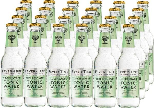 Fever Tree Elderflower Tonic Water 24er
