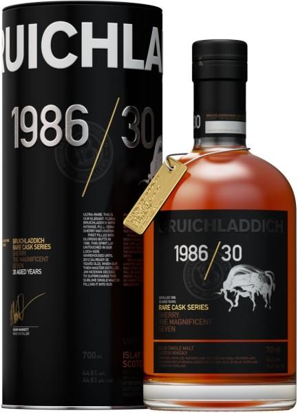 Bruichladdich Whisky Old&Rare 1986 0,7l