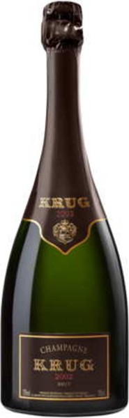 Krug Champagner Vintage