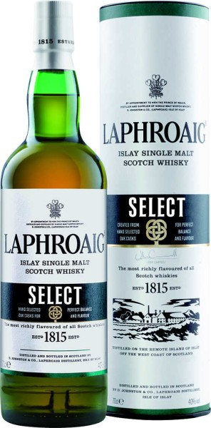 Laphroaig Whisky Select 0,7l