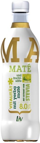 Liv Mate Eistee Lime 0,5 l