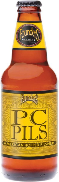 Founders Brewing PC Pils 0,35 Liter
