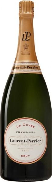 Laurent-Perrier Champagne Brut 1,5 Liter Magnum