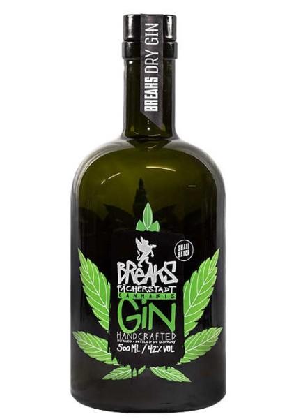Breaks Gin Cannabis 0,5l