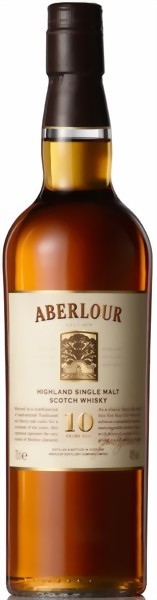 Aberlour 10 yrs. 0,7 l