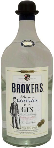 Brokers Gin 47% 1,75l