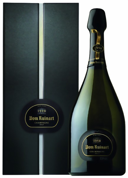 Dom Ruinart Champagner mit Geschenkpackung