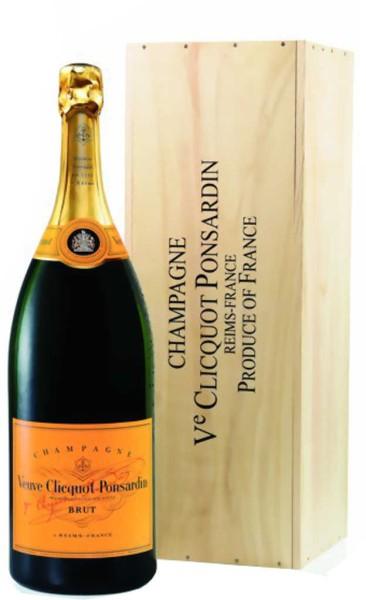 Veuve Clicquot Champagner Brut Champagne 12 l Balthazar