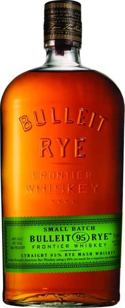 Bulleit Rye Whiskey 0,7l