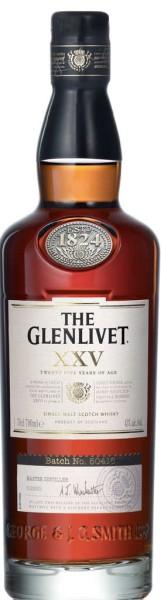 Glenlivet 25 Jahre