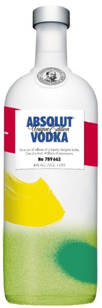Absolut Vodka Unique