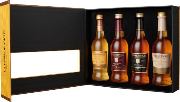 Glenmorangie Whisky Trial Pack 4x 10cl