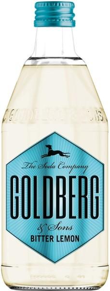 Goldberg Bitter Lemon 0,5 Liter