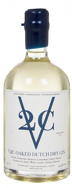 V2C Oaked Gin 0,5l