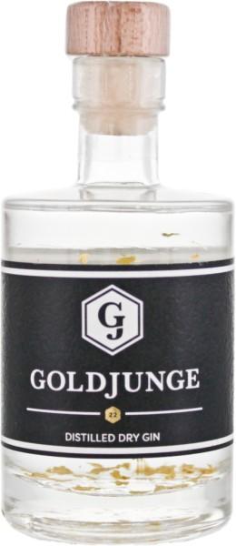 Goldjunge Distilled Dry Gin Mini 0,05l