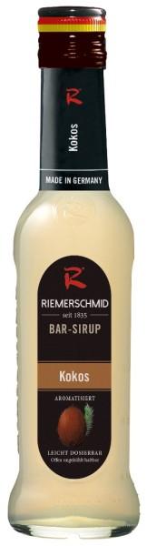 Riemerschmid Barsirup Coconut 0,25 Liter
