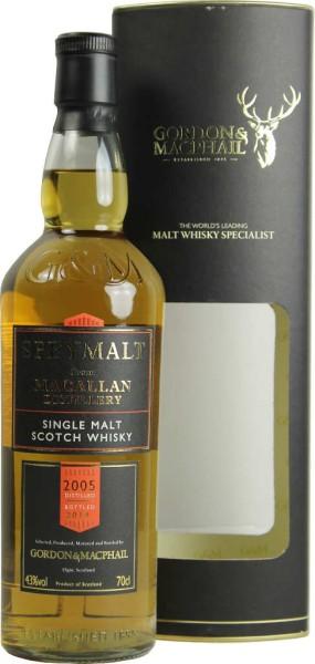 Gordon & MacPhail Macallan Speymalt Whisky 2005 0,7l